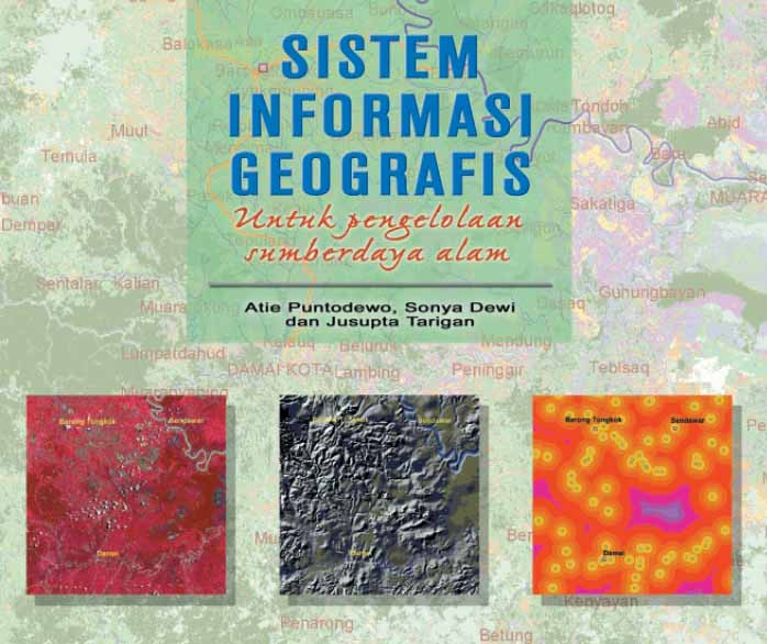 Modul Tutorial GIS (ArcView dan ArcGIS)